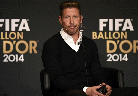 Simeone: We deserved Ballon d'Or votes