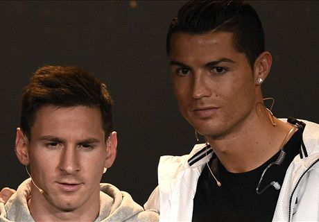 Ronaldo: Messi & I motivate each other