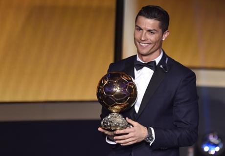 Cristiano ofrecerá el Balón de Oro