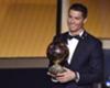 Cristiano Ronaldo encabeça a primeira lista de indicados a Bola de Ouro