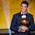 Ronaldo konnte bei der Weltfußballer-Wahl breit grinsen - auch auf Twitter wurde er gefeiert