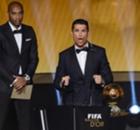 O grito de CR7 e a Bola de Ouro 2014