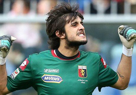 Transferts, Arsenal cible le portier du Genoa