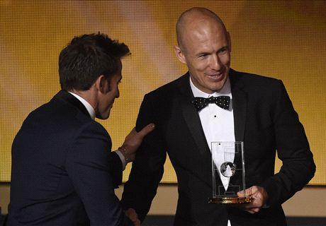 Robben: I might have 10 years left