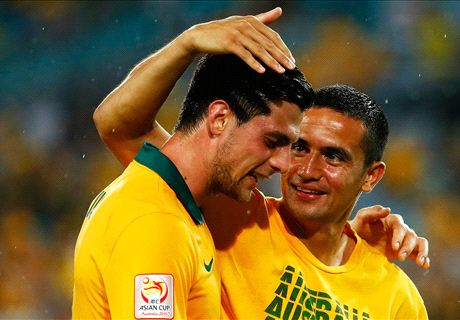 Cahill: We're gunning for South Korea