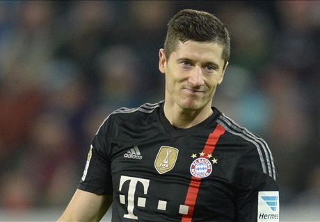 Goal drought 'worried' Lewandowski