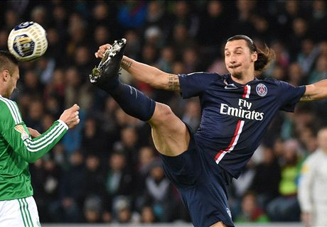 Blanc: Resting Ibrahimovic the right call