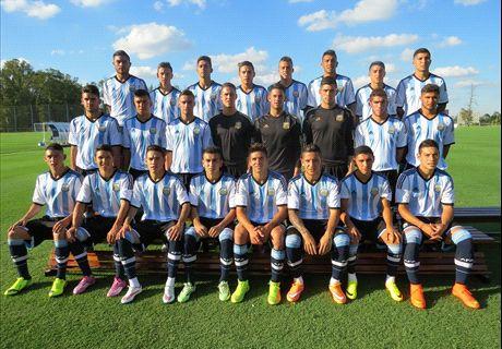 Comienza el Sudamericano Sub-20