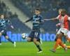 Diego Reyes jugó con Porto