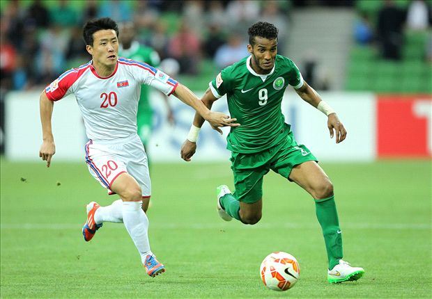 North Korea 1-4 Saudi Arabia: Falcons come from behind to send opponents crashing out