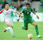 Match Report: N Korea 1-4 Saudi Arabia