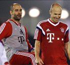 Nobody's better than Guardiola - Robben