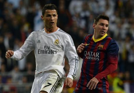 'Messi a bigger genius than Ronaldo'