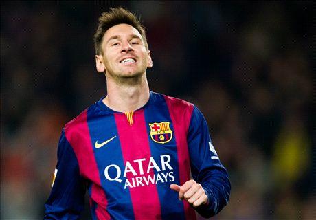 Messi Siap Singkirkan Atletico