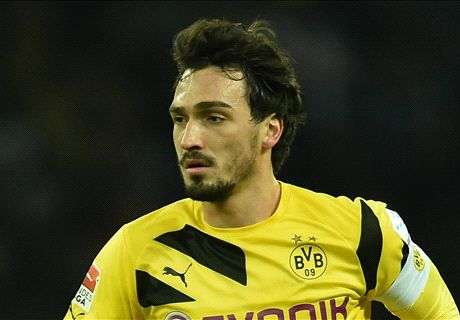 Transfer Talk: United's last Hummels bid