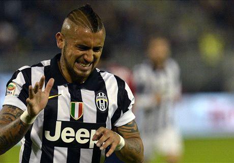 Parma-Juventus LIVE! 0-0, gioca Vidal