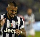 Juve, Vidal va ko: distorsione al ginocchio