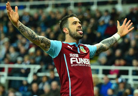Burnley demand £10m for Ings