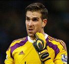 West Ham plan Adrian contract talks