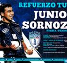 MERCADO: Junior Sornoza, nuevo refuerzo de Pachuca