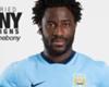 Wilfried Bony es refuerzo de Manchester City
