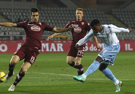 Lazio set up AC Milan quarter-final