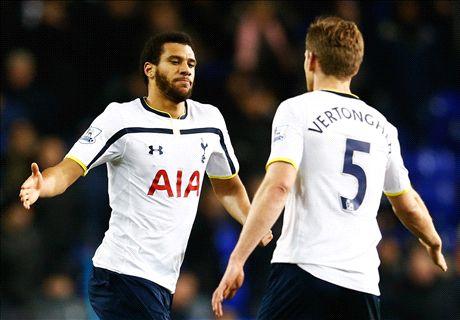 Player Ratings: Tottenham 4-2 Burnley