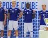 Seymour es presentado en Cruzeiro y Mena quedó con el pase en su poder