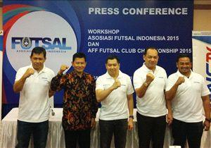 AFI dibentuk untuk mengembangkan futsal Indonesia.