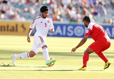 Match Report: Bahrain 1-2 UAE
