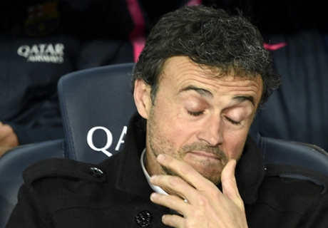 Luis Enrique: Barca can win the treble