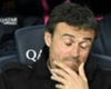 Guardiola record means nothing yet - Luis Enrique