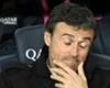 Wird harsch kritisiert: Barca-Trainer Luis Enrique