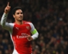 Arteta & Debuchy out for three months