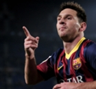 Messi se retira en Barcelona
