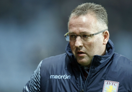 Aston Villa, Paul Lambert calme les supporters