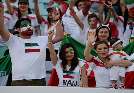Iran & Iraq prepare for derby showdown