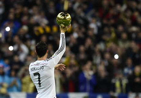 Ronaldo named Portugal's best ever