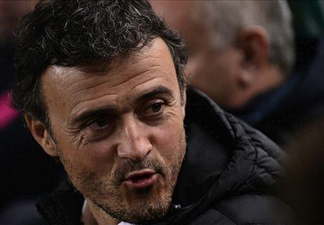 Luis Enrique wary of Atletico Madrid