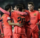 Résumé de match, Elche-Barça (0-4)