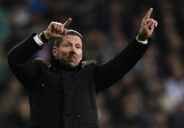 Atletico know how to make it hard for Barcelona & Real Madrid - Simeone