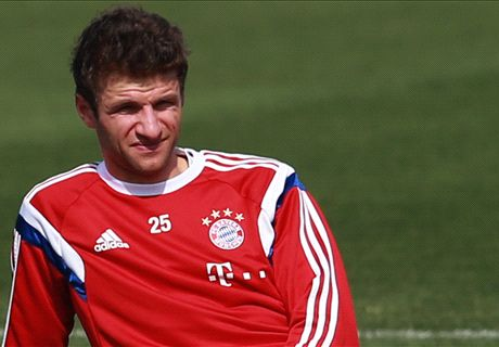Muller: Bayern want another treble