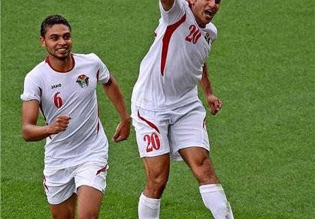 Laporan Pertandingan: Palestina 1-5 Jordania