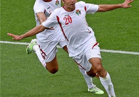 Match Report: Palestine 1-5 Jordan