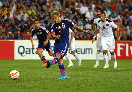 Match Report: Iraq 0-1 Japan