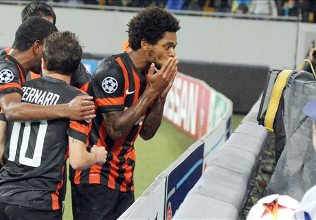 Roma bid for Luiz Adriano 'too low'