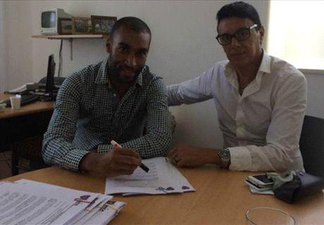 Rolín firmó con Boca