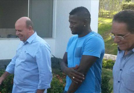 Cruzeiro acerta contratação de Riascos