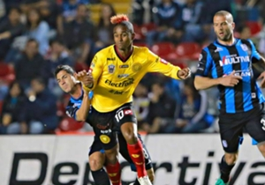 Fidel Martínez metió un golazo en la derrota de los Leones Negros frente al Toluca.