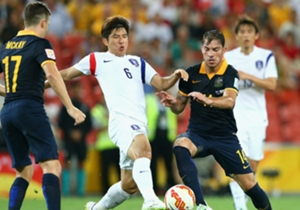 Asian Cup: Taegeuk Warriors vs. Socceroos